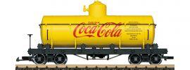 LGB 40810 Kesselwagen Coca Cola | Spur G online kaufen