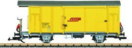 LGB 40816 Bahndienstwagen Xk | RhB | Spur G online kaufen