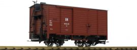 LGB 42354 Gedeckter Güterwagen | HSB | Spur G online kaufen