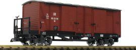 LGB 42639 Gedeckter Güterwagen DR | Spur G online kaufen