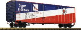 LGB 42938 Gedeckter Güterwagen NP | Spur G online kaufen