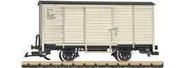 LGB 43262 Gedeckter Güterwagen DEV Museumsbahn Bruchhausen | Spur G online kaufen