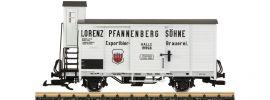 LGB 43356 Bierwagen Brauerei Pfannenberg | KPEV | Spur G online kaufen
