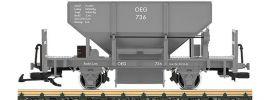 LGB 43411 Schotterwagen OEG | Spur G online kaufen
