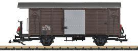 LGB 43811 gedeckter Güterwagen RhB Spur G online kaufen