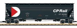 LGB 43821 Gedeckter Schüttgutwagen CP Rail | Spur G online kaufen