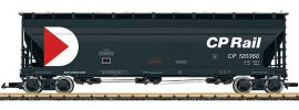 LGB 43822 Gedeckter Schüttgutwagen CP Rail | Spur G online kaufen