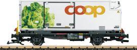 LGB 45899 Containerwagen Coop RhB   Spur G online kaufen