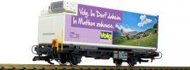 LGB 46895 Containerwagen Volg RhB | Spur G online kaufen