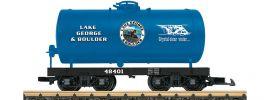 LGB 48401 Kesselwagen Lake George & Boulder RR | Spur G online kaufen