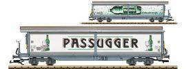 LGB 48571 Schiebewandwagen Rhäzünser RhB   Spur G online kaufen