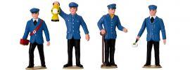 LGB 53001 Figuren-Set Bahnpersonal Deutschland | 4 Stück | Spur G online kaufen