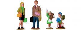 LGB 53004 Figuren-Set Familie | 4 Figuren | Spur G online kaufen