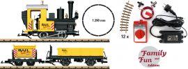 LGB 70503 Startset Baustellenzug | analog | Spur G online kaufen