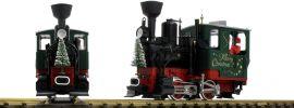 LGB L20215 Dampflok Weihnachten | Spur G online kaufen