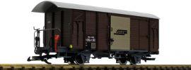 LGB L43813 Gedeckter Güterwagen RhB | Spur G online kaufen