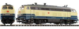 LILIPUT 132006 Diesellok BR 217 beige blau | DB AG | DC analog | Spur H0 online kaufen