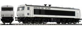 LILIPUT 132050 Diesellok DE 2500 202, weiss | DC analog | Spur H0 online kaufen