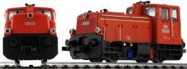 LILIPUT 132475 Rangier-Diesellok Rh 2060, blutorange ÖBB | DC analog | Spur H0 online kaufen