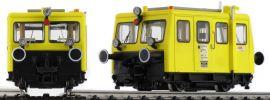 LILIPUT L133010 Motorbahnwagen X 626.117, gelb | ÖBB | DC analog | Spur H0 online kaufen