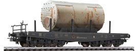 LILIPUT 221229 6-achs Schwerlasttransporter | beladen & gealtert | Spur H0 online kaufen