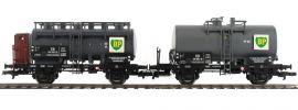 LILIPUT 230139 Kesselwagen-Set 2-tlg. BP Vorkriegsbauart DB | DC | Spur H0 online kaufen