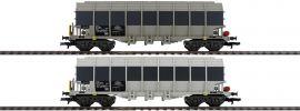 LILIPUT 230152 2-tlg. Set Tonerde-Transport Uacos, ERMEWA | DC | Spur H0 online kaufen