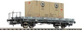 LILIPUT 235042 Rungenwagen mit Holzkiste SBB | DC | Spur H0 online kaufen