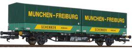 LILIPUT 235220 Containertragwagen Lgjss 571 Schenker DB | DC | Spur H0 online kaufen