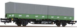 LILIPUT 235221 Containertragwagen Lgjss 571 Hans Pfab DB | DC | Spur H0 online kaufen