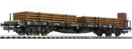 LILIPUT 235758 4-achsiger Flachwagen | DRG | mit Echtholzbeladung | Spur H0 online kaufen