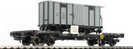 LILIPUT 235789 Transportwagen mit H0e Güterwagen | ÖBB | Spur H0 online kaufen