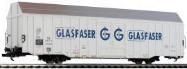 LILIPUT 235801 Großräumiger Güterwagen Hbbks GLASFASER DB | DC | Spur H0 online kaufen