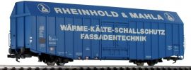 LILIPUT 235813 Großräumiger Güterwagen Hbks RHEINH. & MAHLA DB | DC | Spur H0 online kaufen