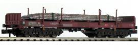 LILIPUT 265794 Coiltransportwagen Sahmms, braun | mit Stahlplatten | DB | Spur N online kaufen