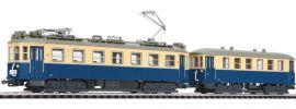 LILIPUT L133895 Straßenbahn mit Beiwagen WLB | DC | Spur H0 online kaufen