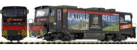LILIPUT L142108 Diesellok D15 Black Beauty | Zillertalbahn | analog | Spur H0e online kaufen