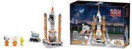 LINOOS LN8013 Snoopy Raketenstart | Raumfahrt Baukasten online kaufen