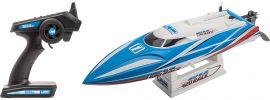 LRP 310104 Deep Blue 420 Race Boot 2.4 GHz | RC Boot A-RTR online kaufen