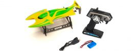 LRP 310108 Deep Blue 330 Hydro 2.4GHz | RC Racing Boot RTR online kaufen