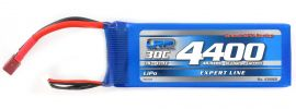 ausverkauft   LRP 430060 LiPo 4400mAh   11.1V   3S   30C   für Gravit Vision GPS Serie online kaufen