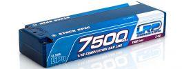 LRP 430217 CCL LiPo Akku 7500mAh | 110C/55C | 7.4V | 2S online kaufen