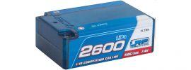 LRP 430218 LiPo Akku CCL Super Shorty | 2600mAh | 110C/55C | 7.4V online kaufen