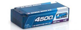 LRP 430237 LiPo Akku 4500mAh | Shorty Stock Spec P5 | 7,4 Volt | 110C/55C online kaufen