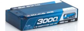 LRP 430238 LiPo Akku 3000mAh | 7.4V | LCG P5 | 110C/55C | CCL Hardcase online kaufen