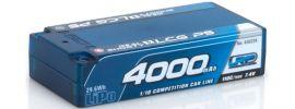 LRP 430239 LiPo Akku 4000mAh | Real Shorty LCG P5 | 110C/55C | 7.4V | Hardcase online kaufen