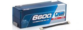 LRP 430246 LiPo Akku 6600mAh | 4S P5 | 110C/55C | 14.8V | Hardcase | für RC Autos 1/8 online kaufen