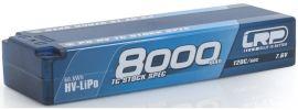 LRP 430250 LiPo Akku 8000mAh Graphene TC Stock Spec | 7.6V | 2S | 120C/60C | P5-HV online kaufen