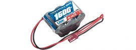 LRP 430600 Empfängerakku XTEC   Hump Pack   1600 mAh   NiMH   BEC-Stecker online kaufen