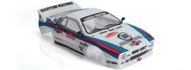 LRP TRL107 Karosserie Lancia 037 Evo 2 Martini lackiert | für Tourenwagen 1:10 online kaufen